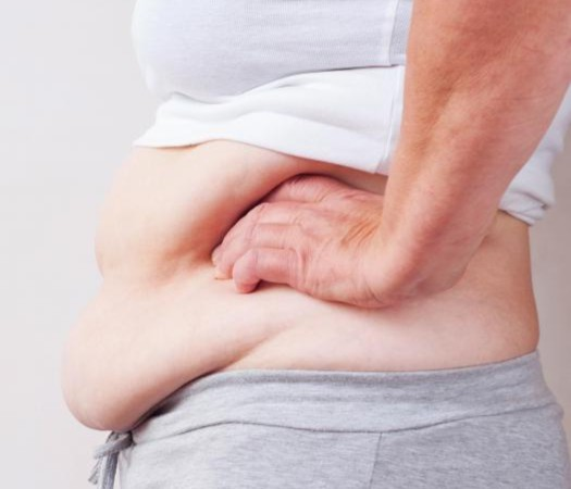how to reduce stomach fat after c-section
